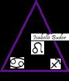 logo astro isabelle budor