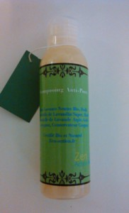 Shampoing antipoux huiles essentielles